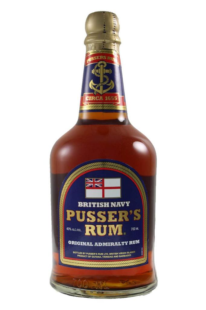 Pussers Blue Label Rum