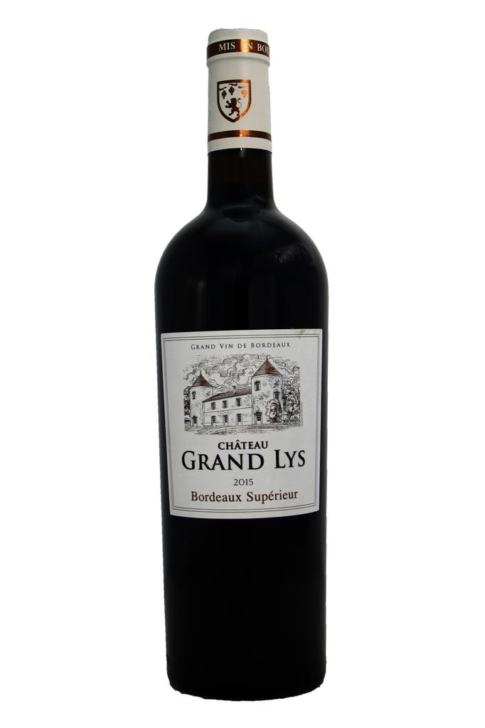 Château Grand Lys Bordeaux Supérieur, Entre-deux-Mers, Bordeaux, France 2015