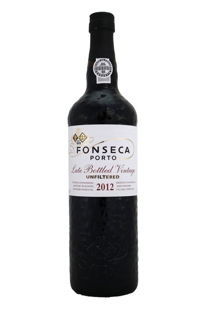 Fonseca Unfiltered Late Bottled Vintage Port 2012