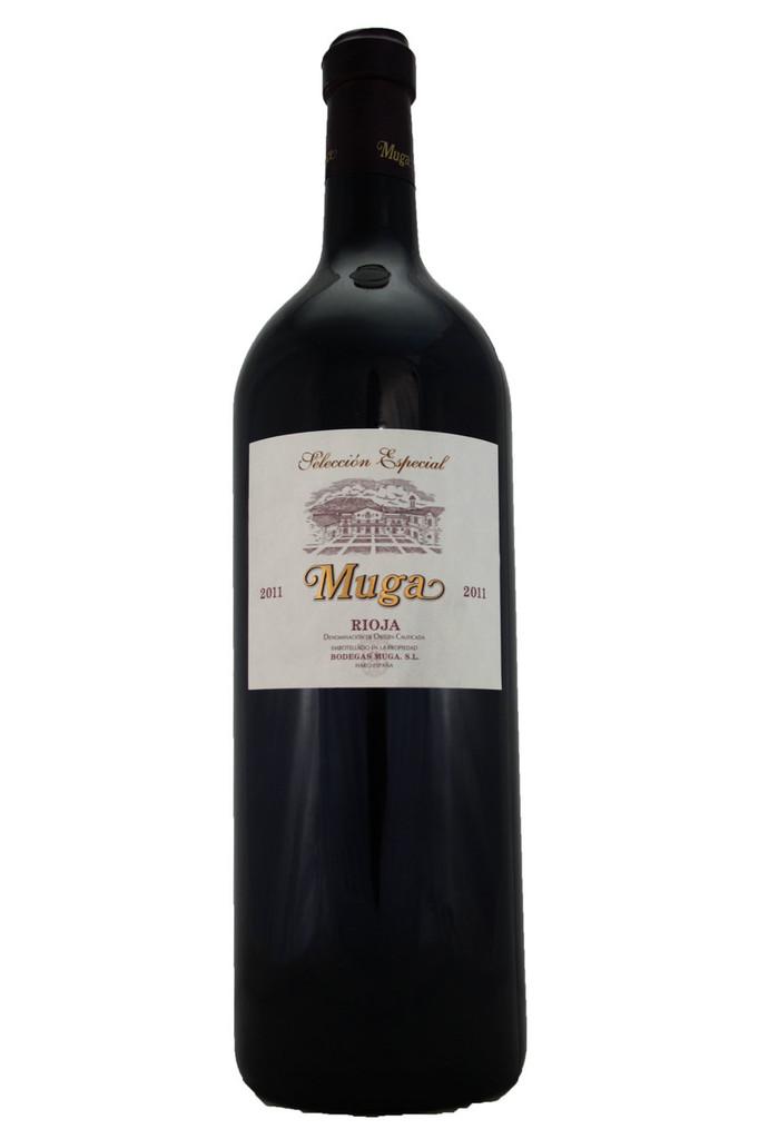 Muga Selección Especial Reserva Rioja, Spain, Double Magnum (3LTR) 2011