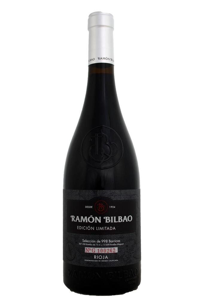 Ramon Bilbao Rioja Edición Limitada, Spain, 2015
