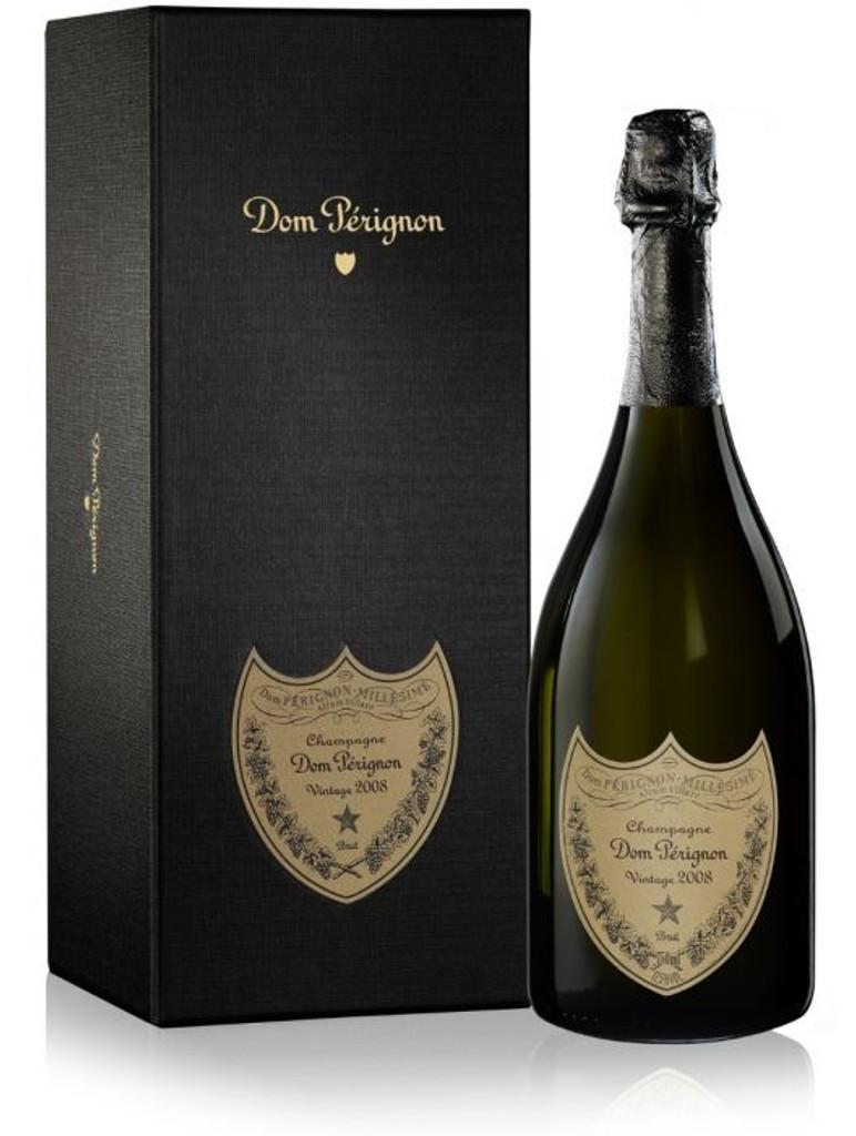 Dom Perignon Vintage 2008 Gift Box