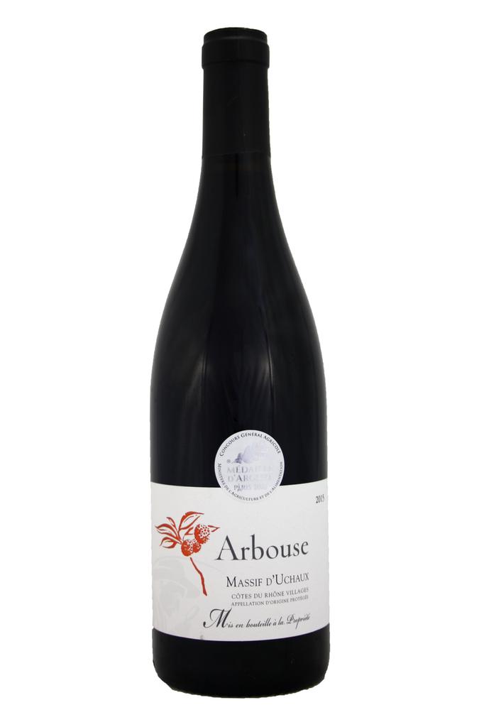 Arbouse Côtes Du Rhône Villages Massif d' Uchaux 2017, Southern Rhone, France