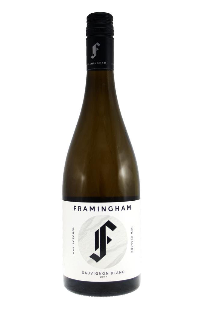 Framington Sauvignon Blanc, Marlborough, Wairau Valley, New Zealand, 2017