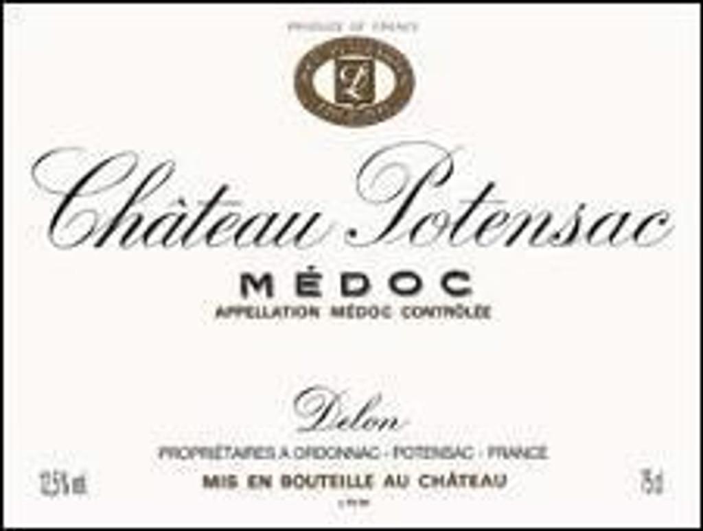 Château Potensac 2018 Medoc 12 x 75cl