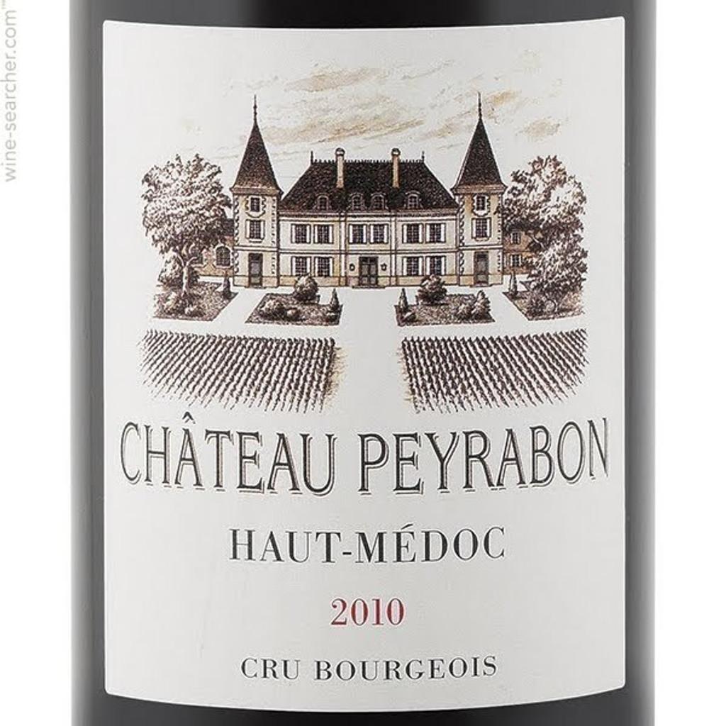 Château Peyrabon 2018 Haut Medoc 12 x 75cl