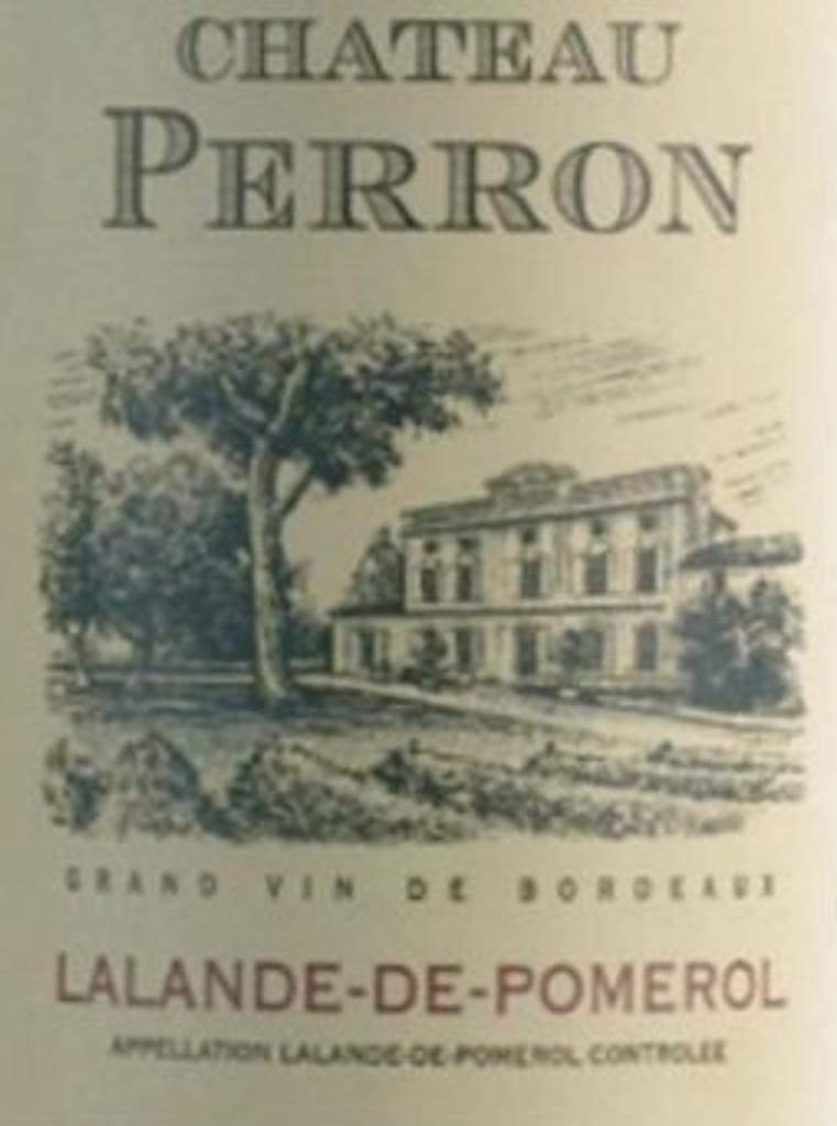 Château Perron 2018 Lalande de Pomerol 6 x 75cl