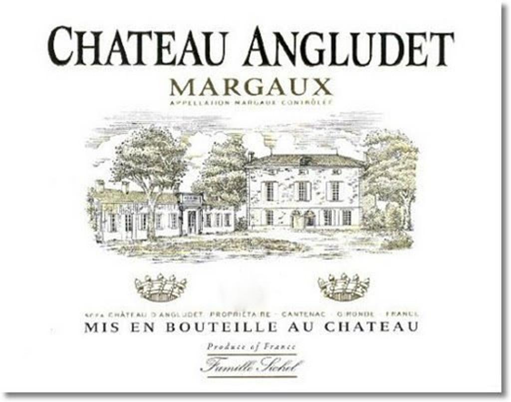 Chǽteau Angludet 2018 Margaux 12 x 75cl
