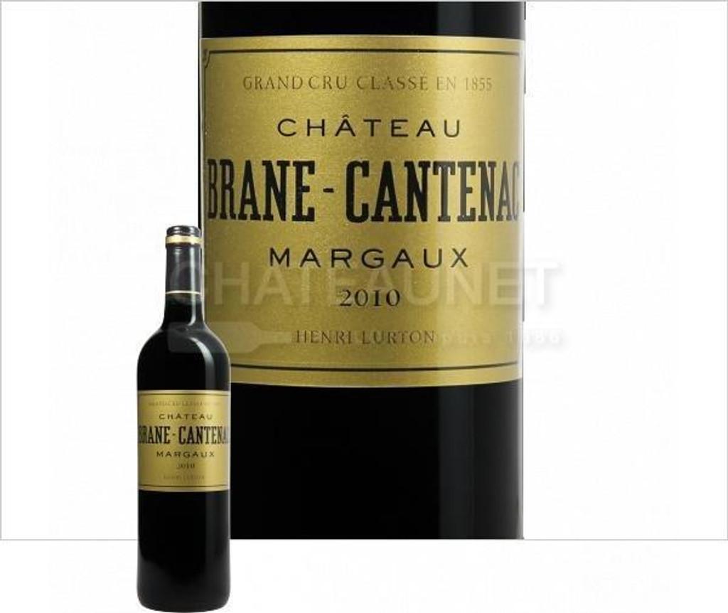 Château Brane Cantenac 2018 Margaux Deuxieme Cru Classe 12 x 75cl