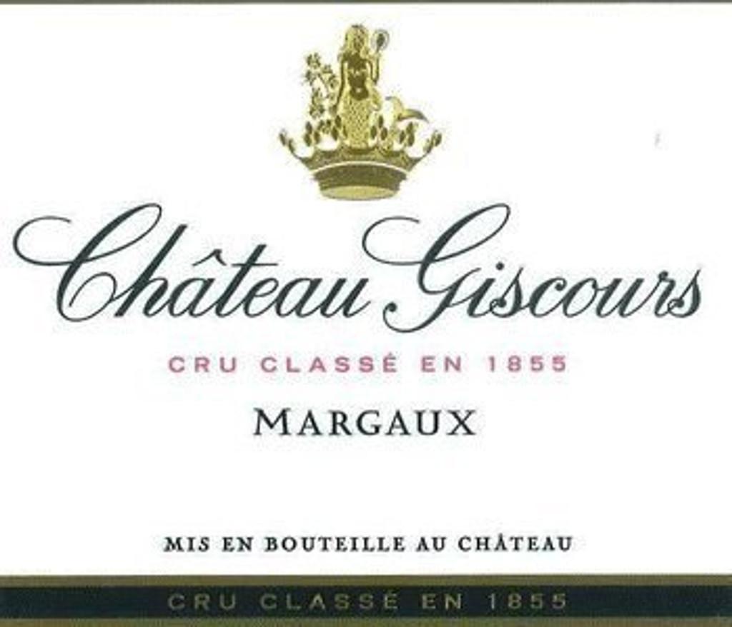 Château Giscours 2018 Margaux Troisieme Cru Classe 12 x 75cl