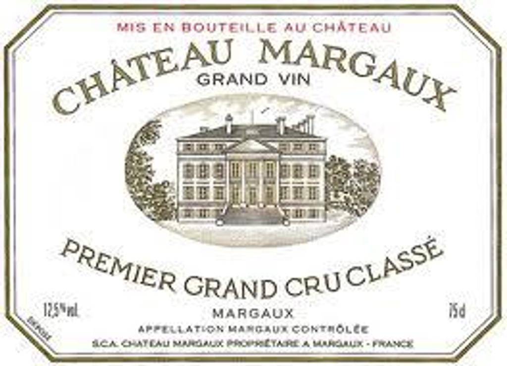 Château Margaux 2018 Margaux Premier Cru Classe 6 x 75cl