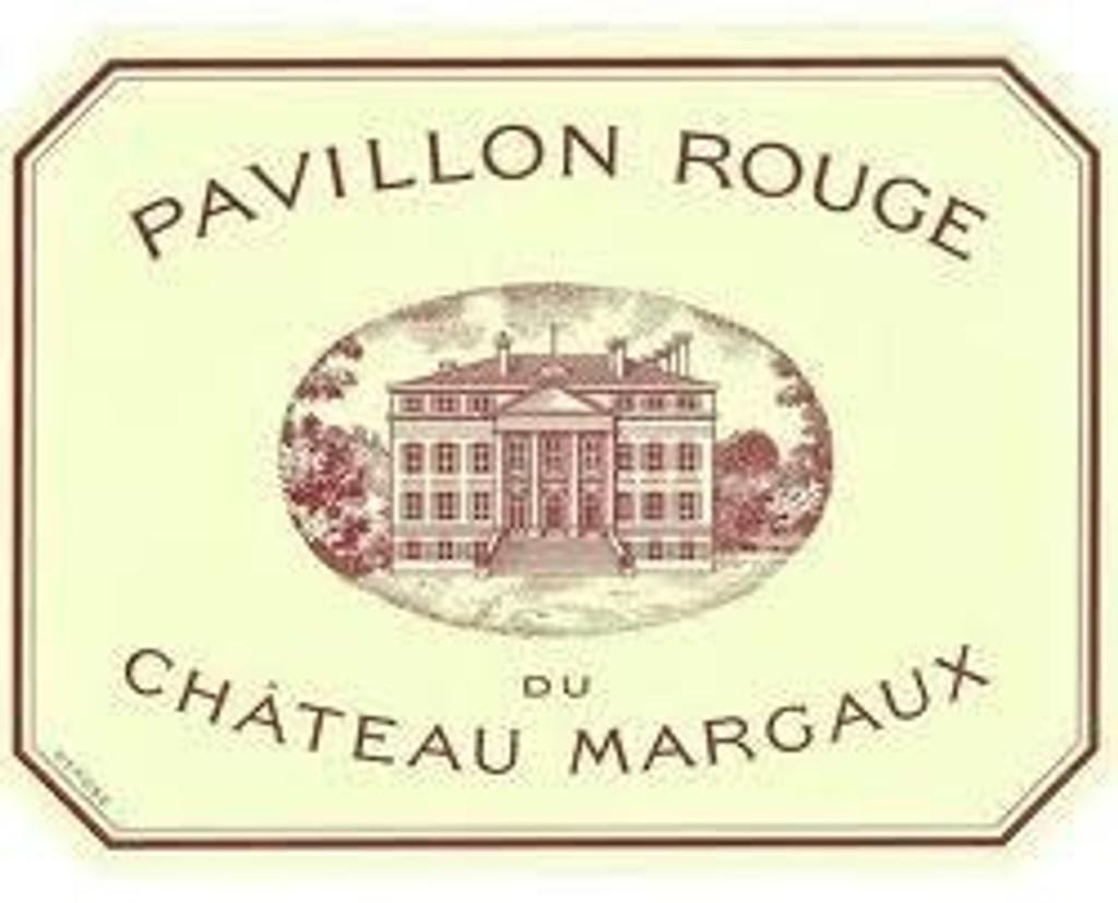 Château Margaux Pavillon Rouge 2018 Margaux 12 x 75cl