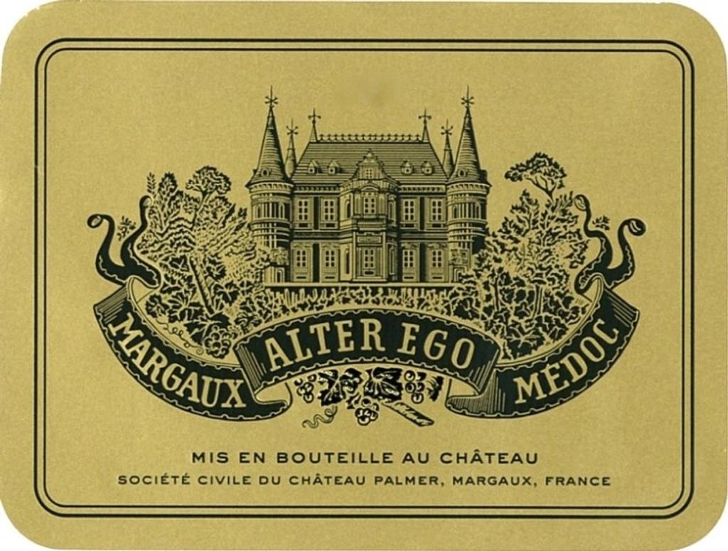 Château Palmer Alter Ego de Palmer 2018 Margaux 6 x 75cl