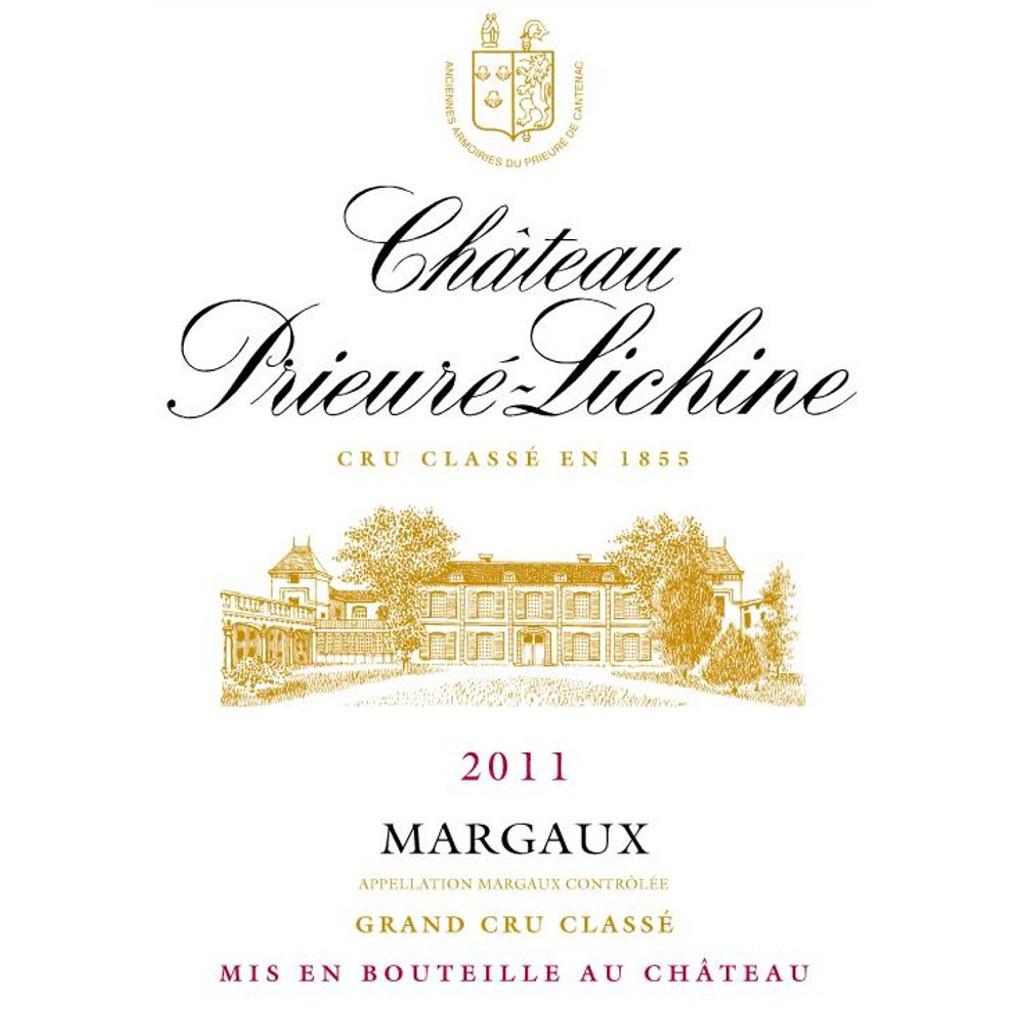 Château Prieure Lichine 2018 Margaux Quatrieme Cru Classe 12 x 75cl