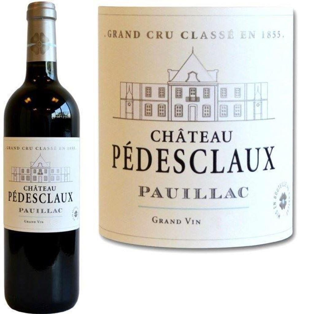 Château Pedesclaux 2018 Pauillac Cinquieme Cru Classe 12 x 75cl