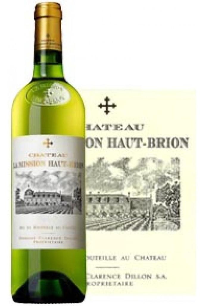 Château La Mission de Haut Brion Blanc 2018 Pessac Leognan 6 x 75cl