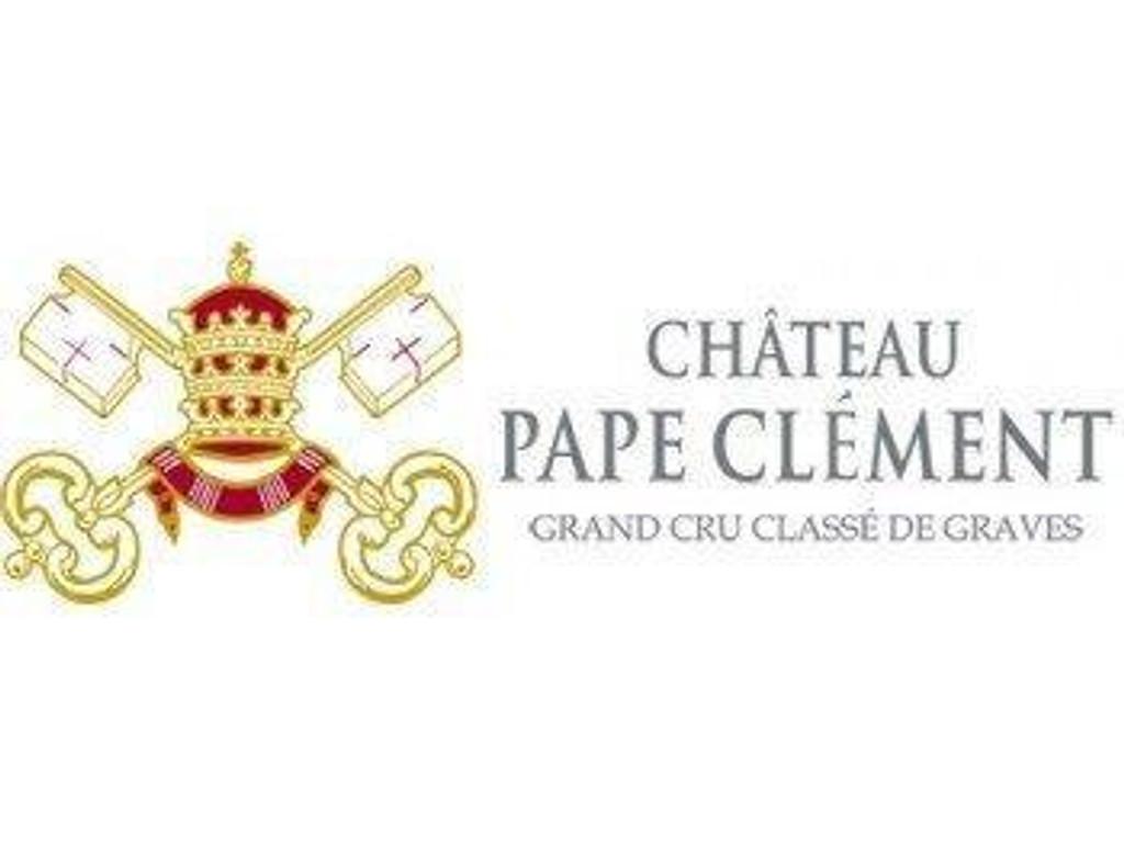 Château Pape Clement Blanc 2018 Pessac Leognan 6 x 75cl