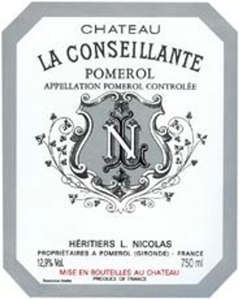 Château La Conseillante 2018 Pomerol 6 x 75cl
