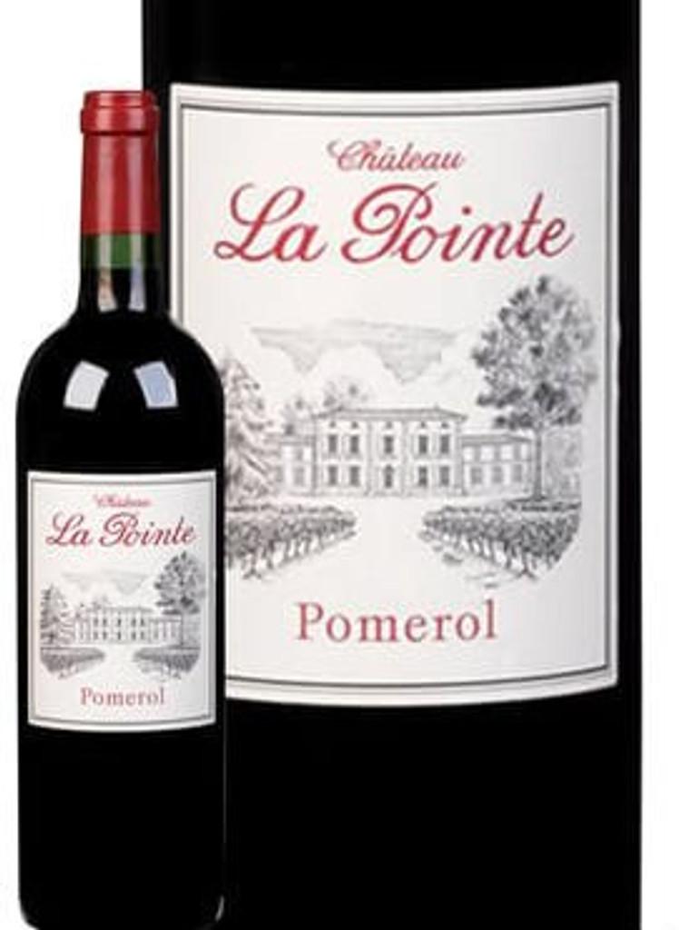 Château La Pointe 2018 Pomerol 12 x 75cl