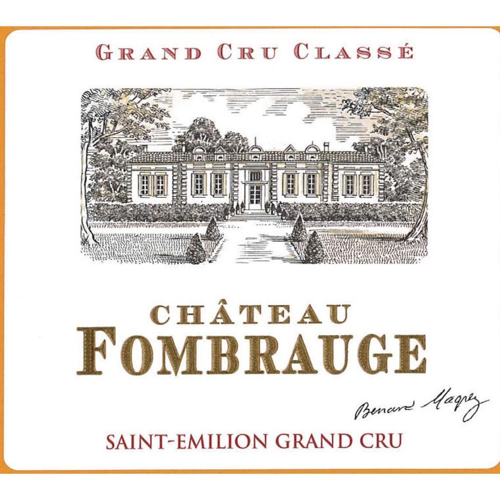 Château Fombrauge 2018 Saint Emilion Grand Cru Classe 12 x 75cl