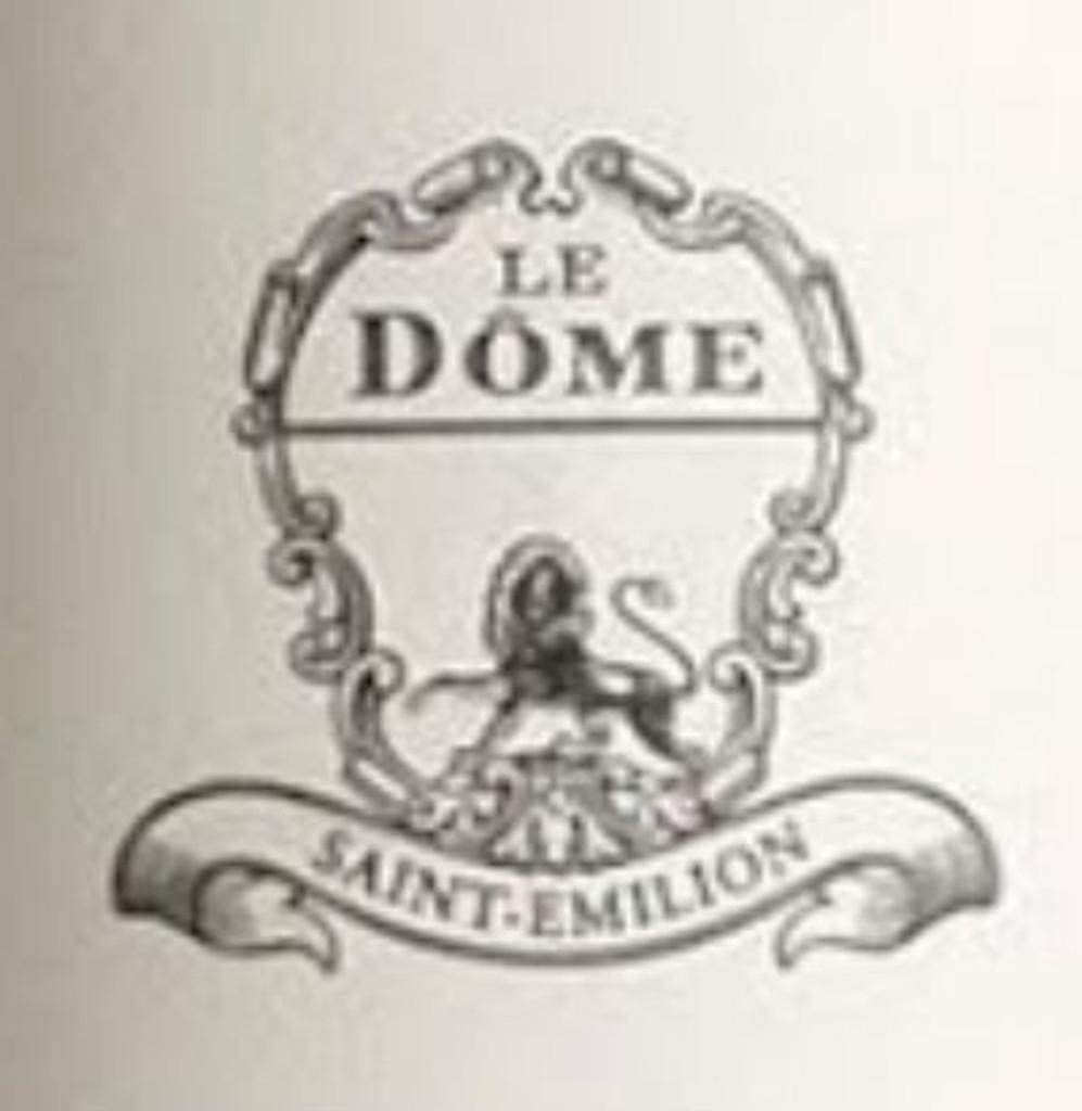 Château Le Dome 2018 Saint Emilion 12 x 75cl