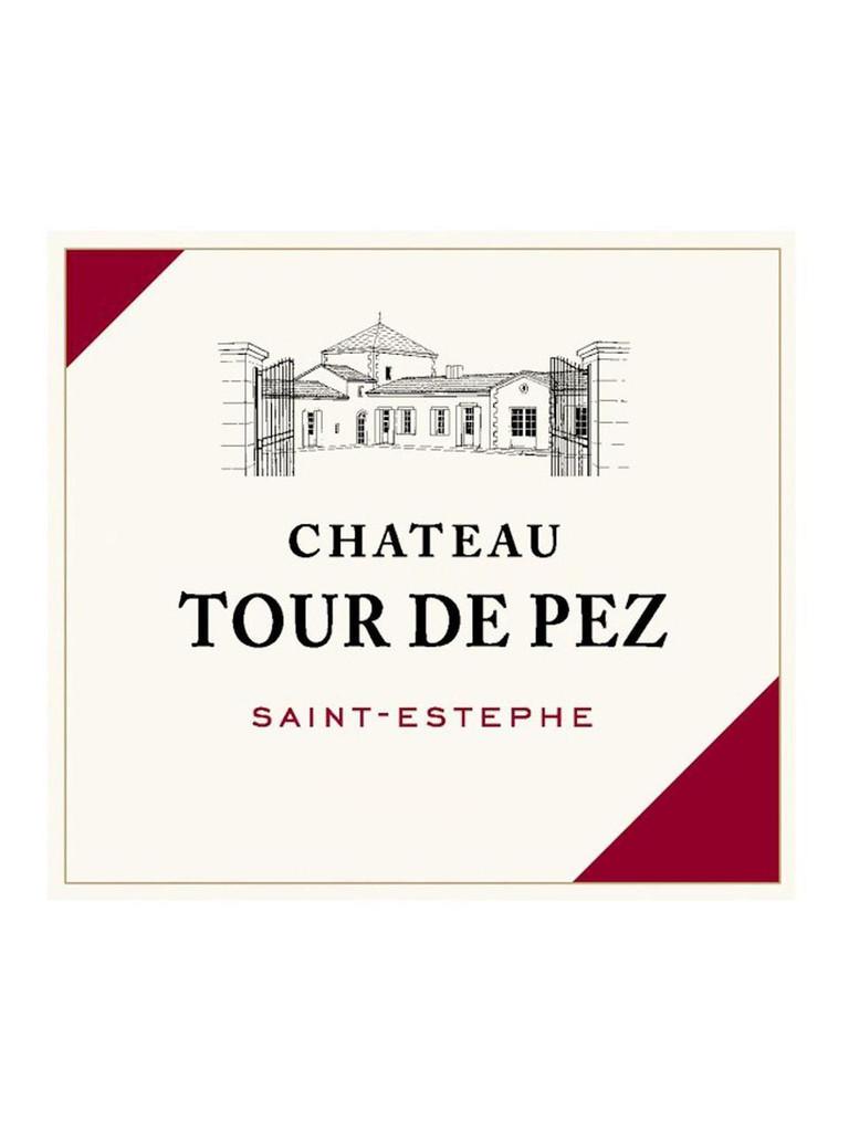 Château Tour de Pez 2018 Saint Estephe 12 x 75cl