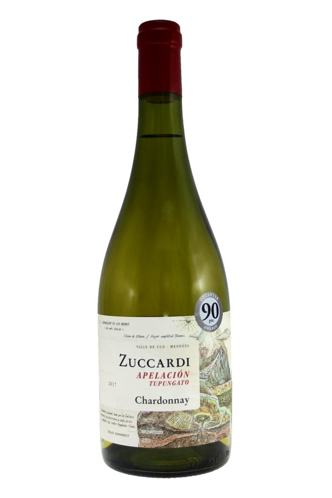 Zuccardi Apelacion Tupungato Chardonnay, La Agricola winery, Tupungato, Mendoza, Argentina 2017
