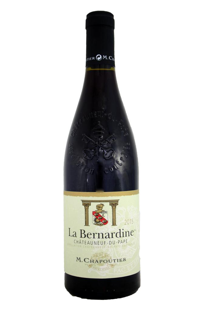 Chateauneuf du Pape, La Bernadine M. Chapoutier 2015