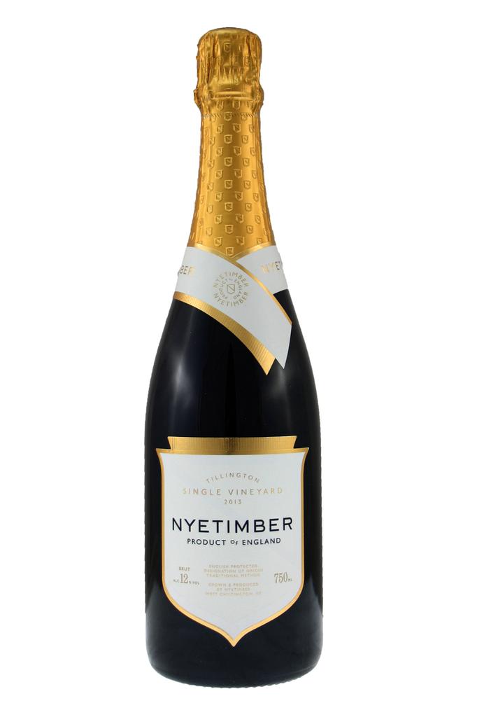 Nyetimber Brut Tillington, English Sparkling Wine, West Sussex, England, 2013
