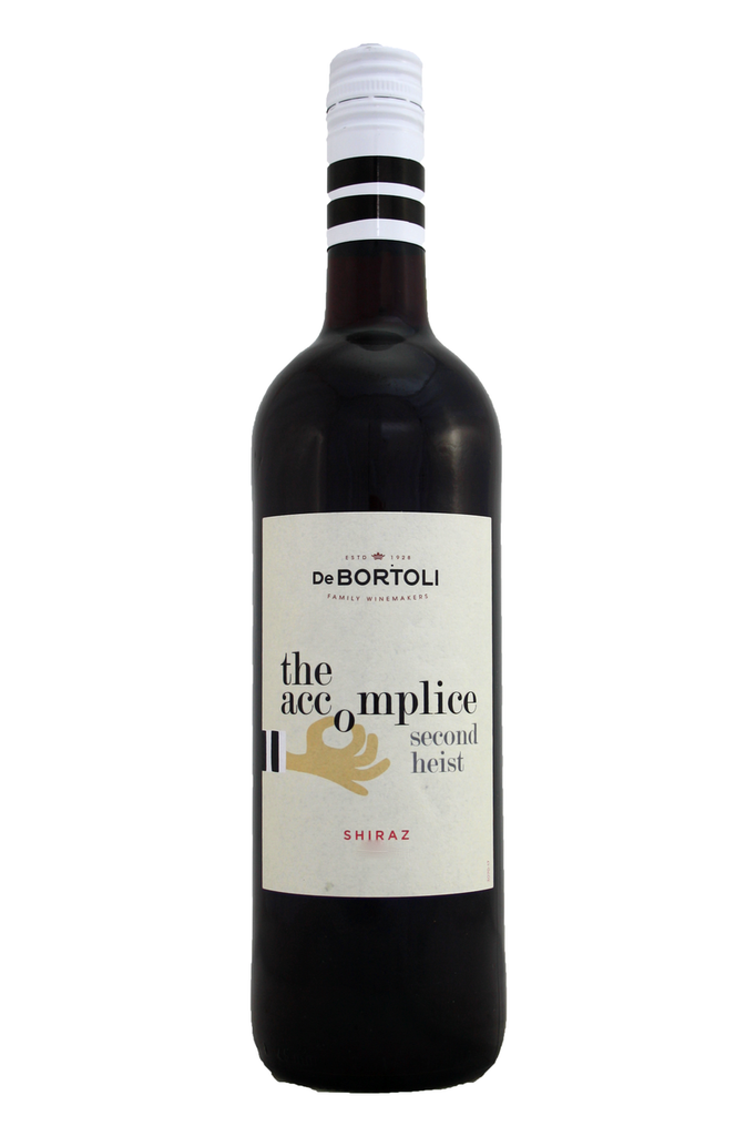 The Accomplice Shiraz, Riverina, South East Australia, 2018