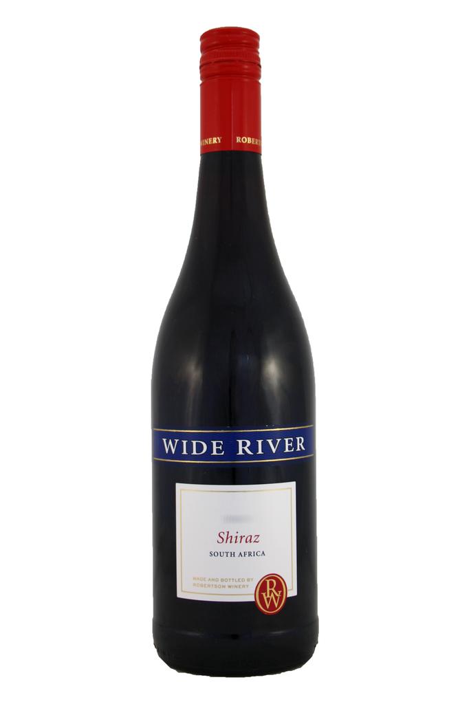 Wide River Shiraz, Robertson, South Africa, 2018