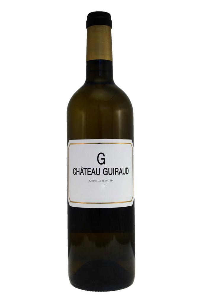 G de Chateau Guiraud Blanc Sec 2016