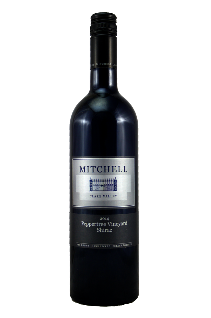 Mitchell Peppertree Shiraz, Clare Valley, South Australia 2014