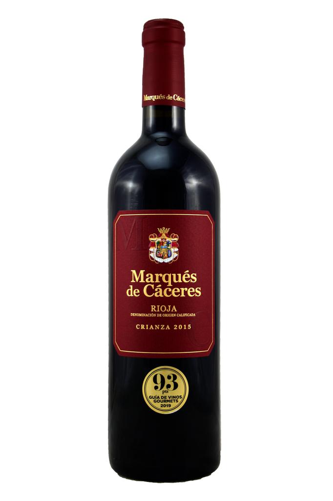 Marqués de Cáceres Crianza, Rioja, Spain, 2015