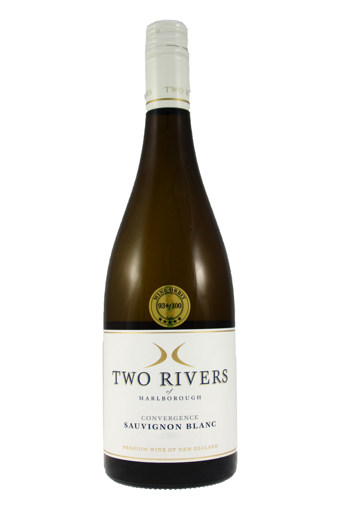 Two Rivers Convergence Sauvignon Blanc 2018, South Island, New Zealand