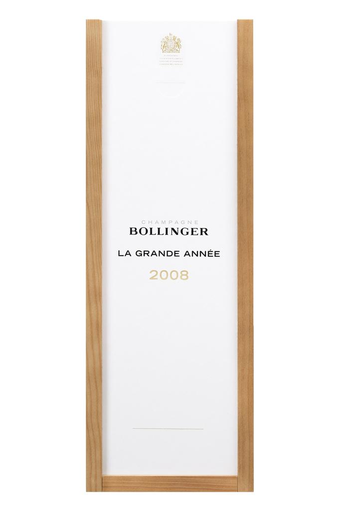 Bollinger Grand Annee Gift Boxed 2008