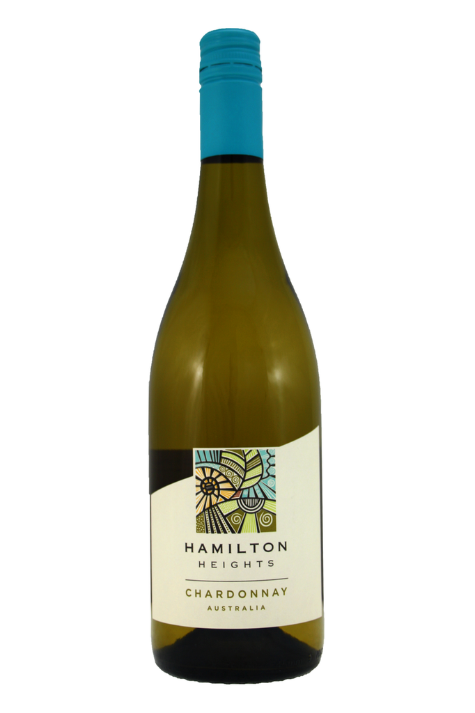 Hamilton Heights Chardonnay, South Australia, 2018