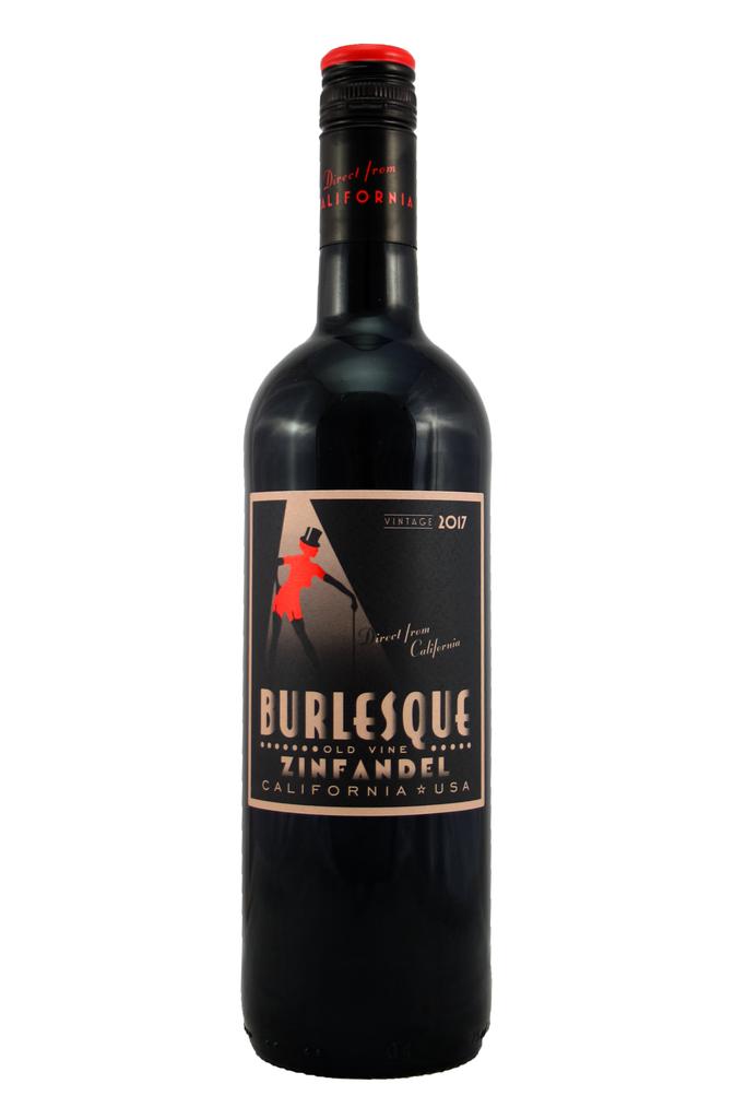 Burlesque Old Vine Red Zinfandel, California, USA