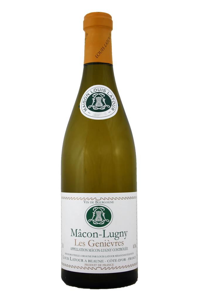 Macon Lugny Les Genievres Louis Latour 2017