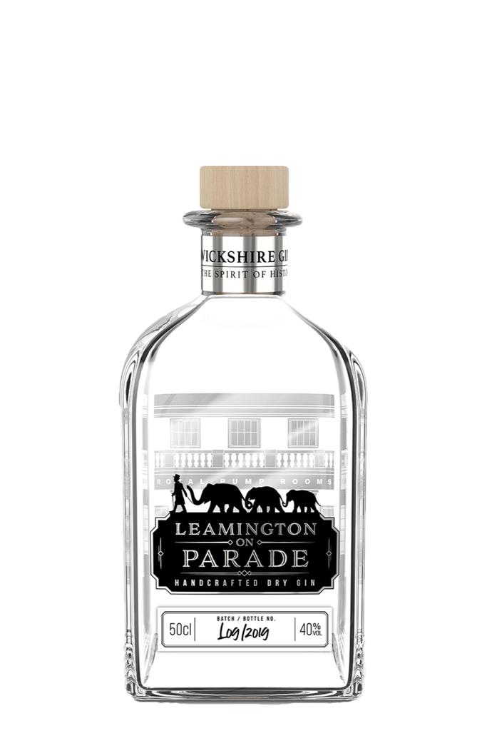 Leamington on Parade Gin Warwickshire Gin Company
