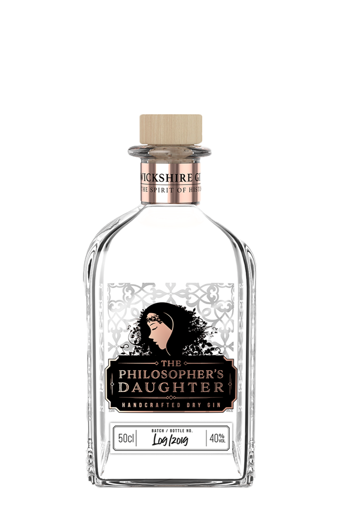 The Philosophers Daughter Gin Warwickshire Gin Co
