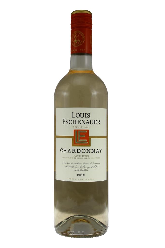 Louis Eschenauer Chardonnay, Vin de Pays D'Oc, France, 2018