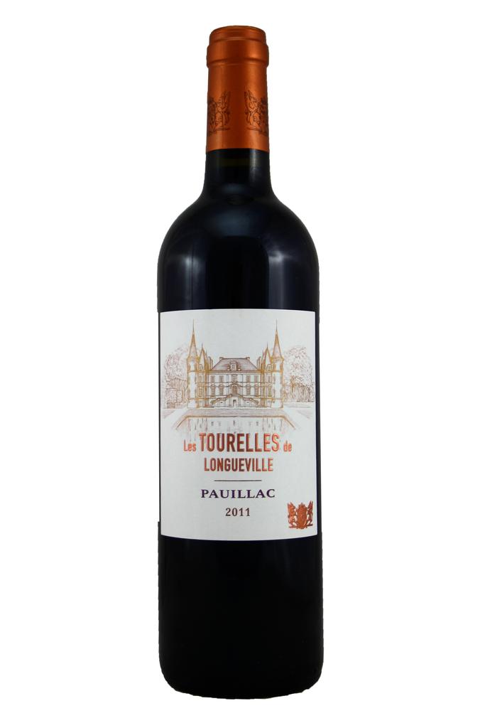 2011 Les Tourelles de Longueville Pichon-Longueville Baron