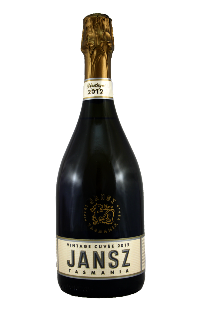 Jansz Vintage Cuvée, Pipers River, Tamar Valley, Tasmania, Australia 2012