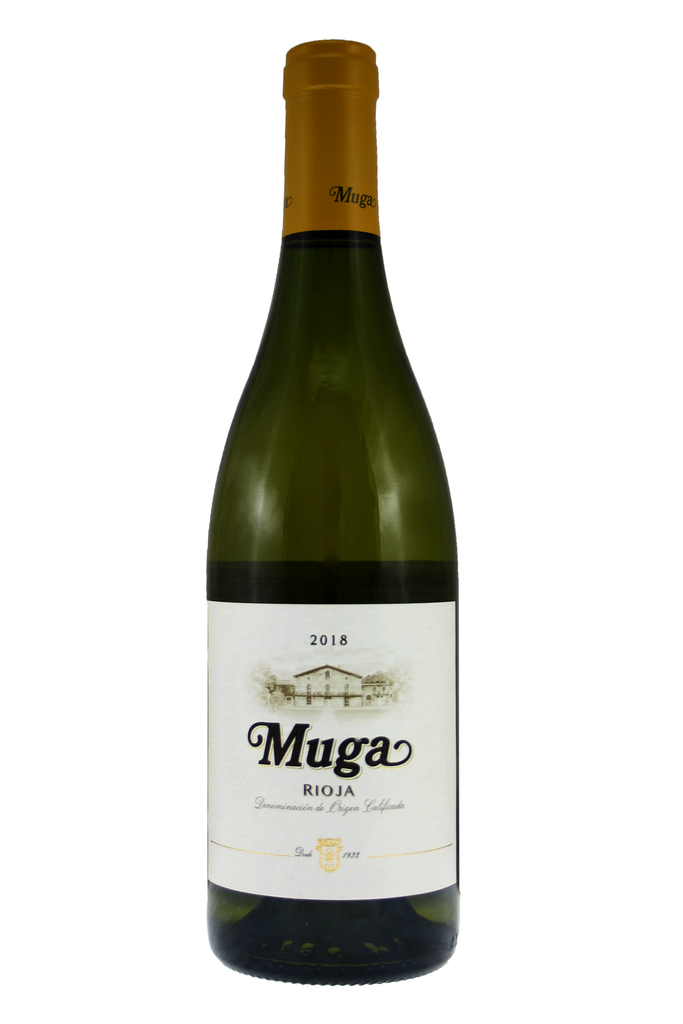 Muga Blanco White Barrel Fermented Rioja, Spain, 2018