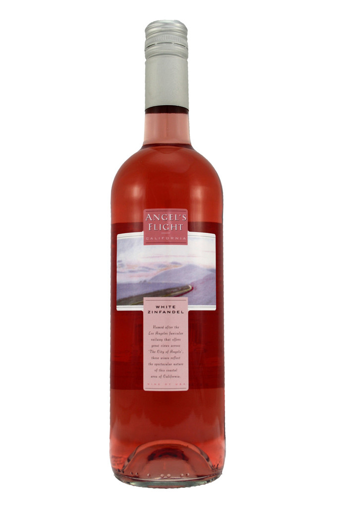 Angels Flight White Zinfandel 2015