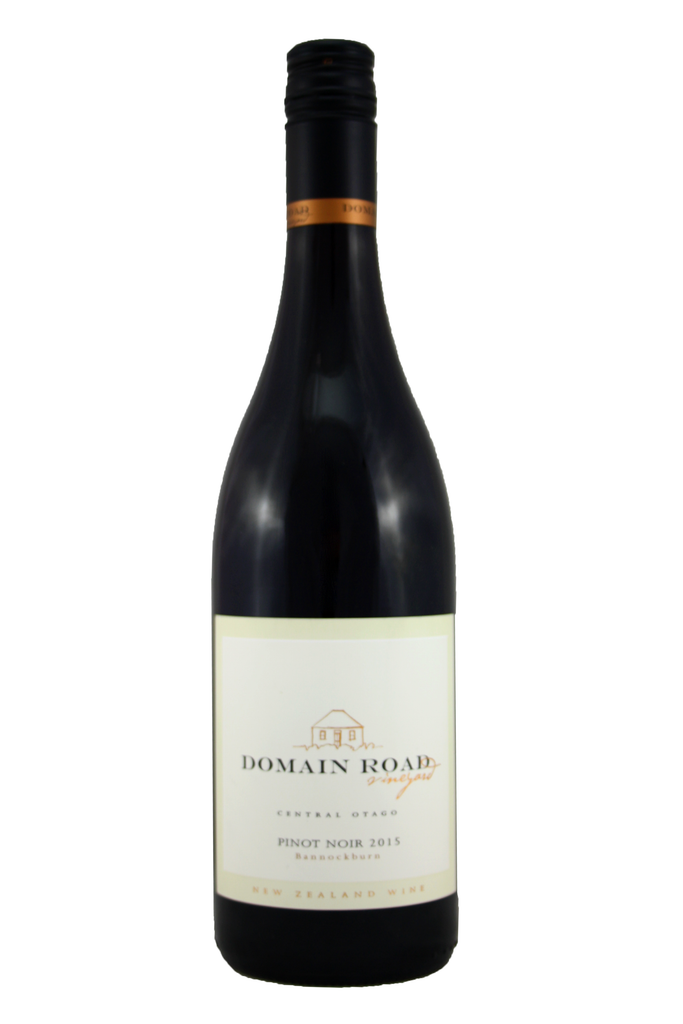 Domain Road Pinot Noir, Central Otago, New Zealand, 2015