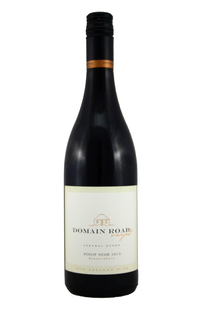 Domain Road Pinot Noir, Central Otago, New Zealand, 2015