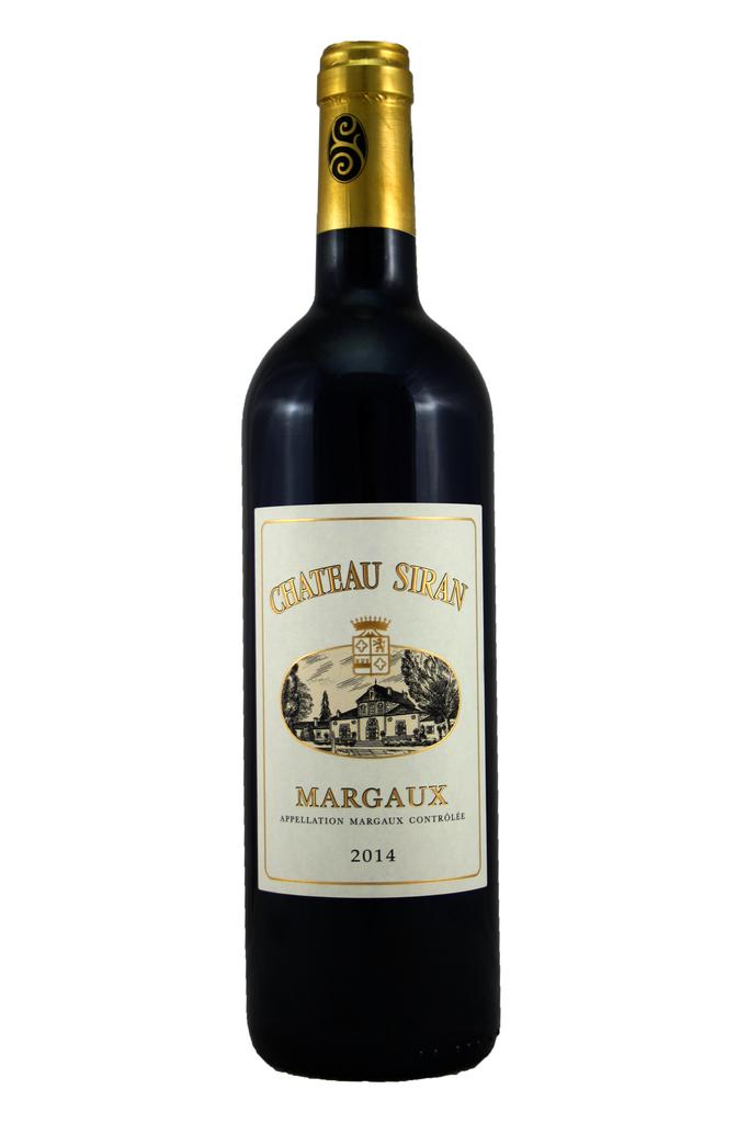 Château Siran Margaux, Bordeaux, 2014