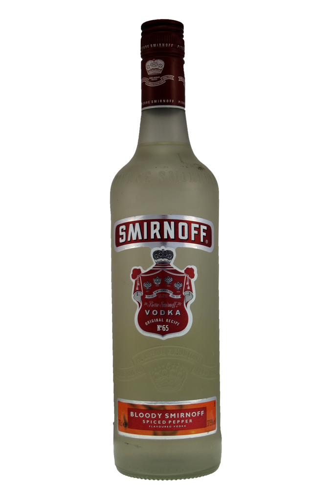 Smirnoff Bloody Pepper Spiced Vodka